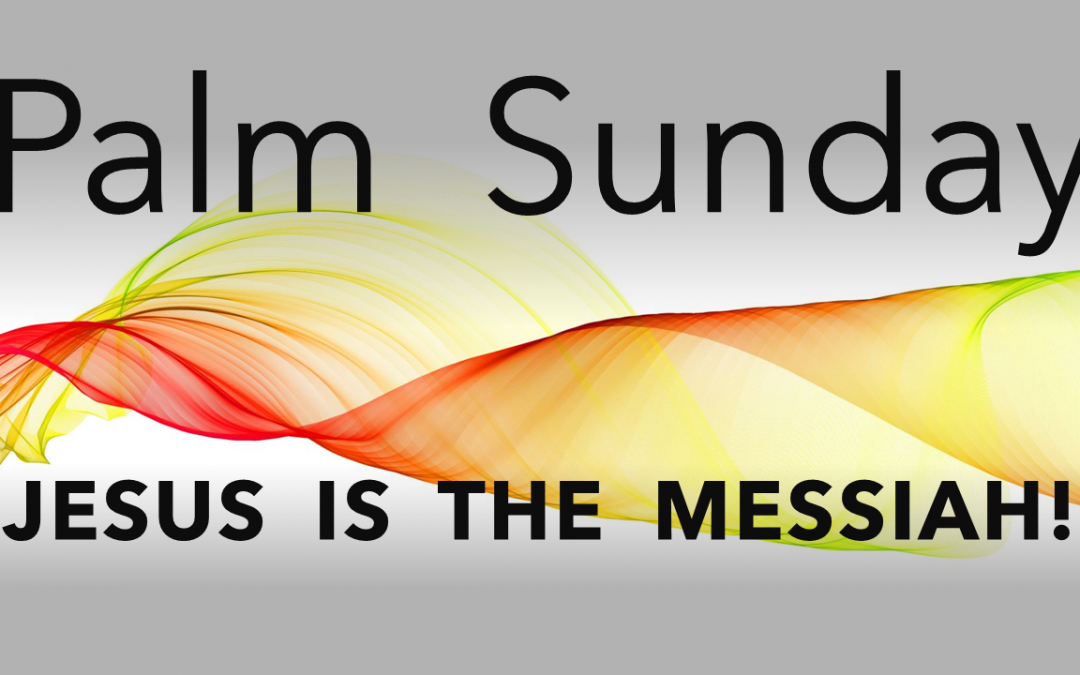 002 Easter 2020 Palm Sunday